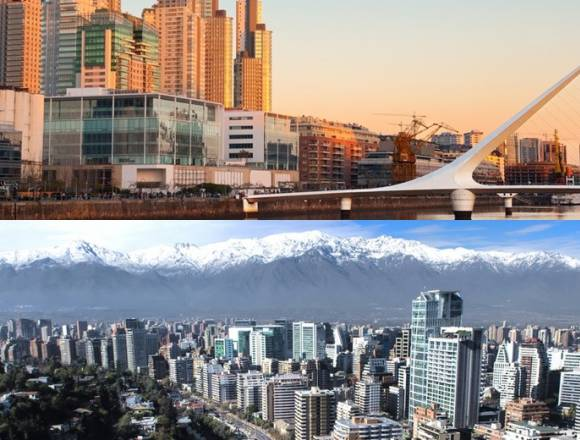 Market Seminar: Argentina & Chile: the 2 locomotives of the Southern Cone
